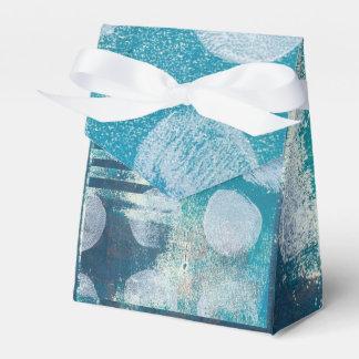 Caixa escura abstrata de turquesa 170255 de