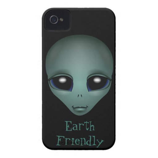 Caixa estrangeira E.T. personalizado bonito Caso d Capas iPhone 4 Case-Mate