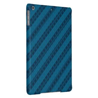 Caixa feita sob encomenda azul elegante do ar do capa para iPad air