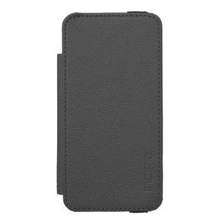 Caixa feita sob encomenda da carteira do iPhone 5 Capa Carteira Incipio Watson™ Para iPhone 5