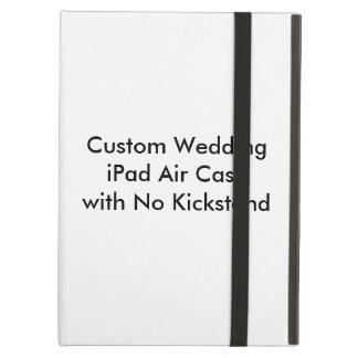 Caixa feita sob encomenda do ar do iPad do