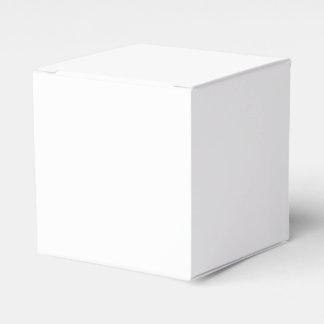 Caixa feita sob encomenda do favor 2x2
