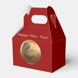 Caixa lunar chinesa do zodíaco F do ano novo da Lembrancinhas Para Casamento