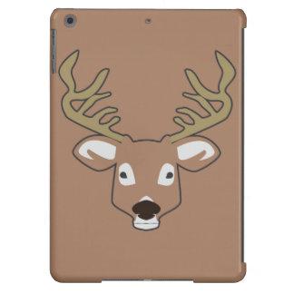 caixa marrom do ipad dos cervos