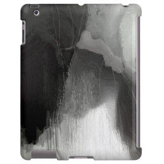 Caixa preta do iPad do sinónimo Capa Para iPad