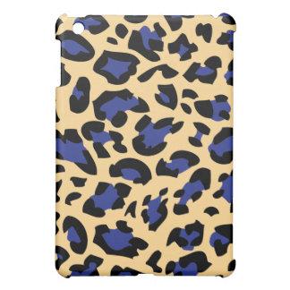 Caixa roxa do iPad do leopardo Capa iPad Mini