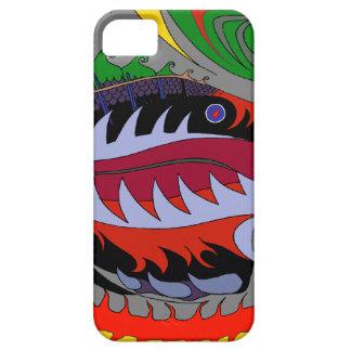 Caixas do dragão do fogo capas iPhone 5