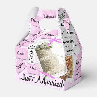 Caixas feitas sob encomenda do favor do casamento lembrancinhas para casamento