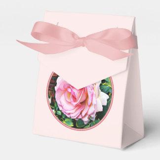 Caixinha Bonito no verão clássico feminino cor-de-rosa