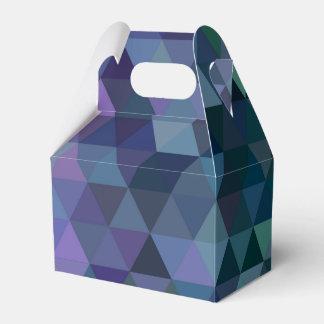 Caixinha De Lembrancinhas Azulejos do triângulo