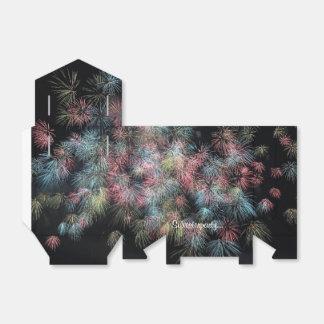 Caixinha De Lembrancinhas Fogo-de-artifício colorido…