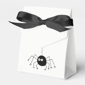 Caixinha De Lembrancinhas Saco preto do pilhagem da aranha