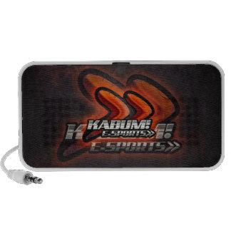 Caixinha de som Kabum e-sports!