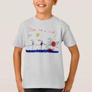 Calamar Camiseta