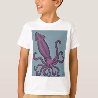 Calamar delicioso tshirts