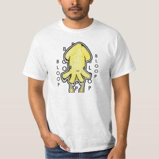 Calamar do Bloop Camiseta