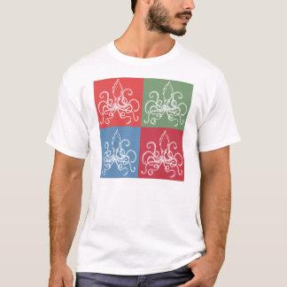 Calamar Monroe Camiseta