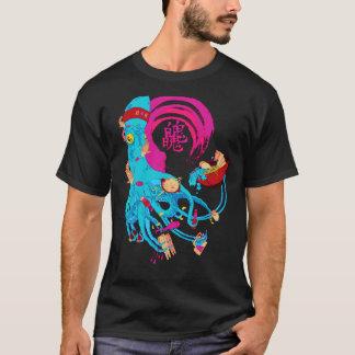 Calamar vívido do Tofu Camiseta
