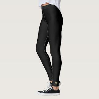 Calças completas da ioga do comprimento do leggings