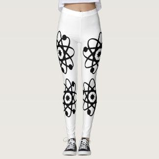 Calças do átomo leggings