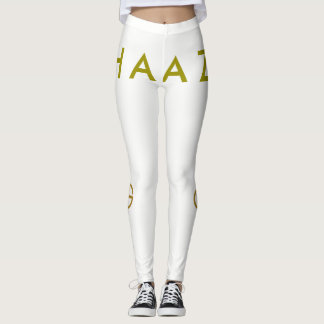 Calças justas reais leggings