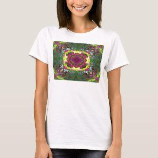 Caleidoscópio 1 camisetas