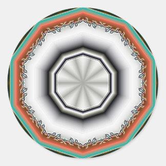 Caleidoscópio Adesivo