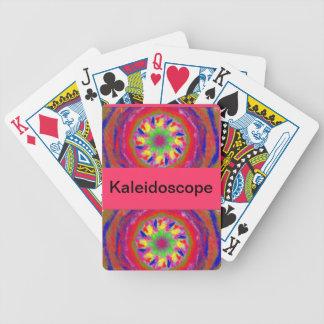 Caleidoscópio Baralhos Para Poker