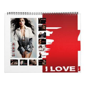 Calendário 2012 de Galt você mesmo