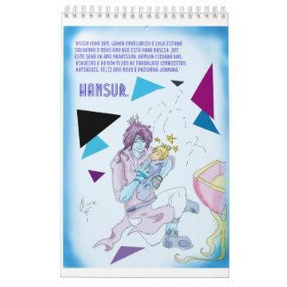 Calendário 2017 - Hansur O.C.