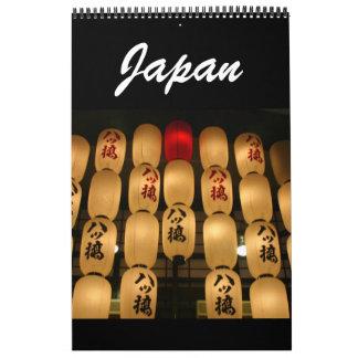 calendário 2018 de japão