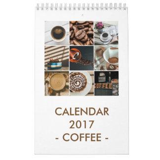 Calendário Café