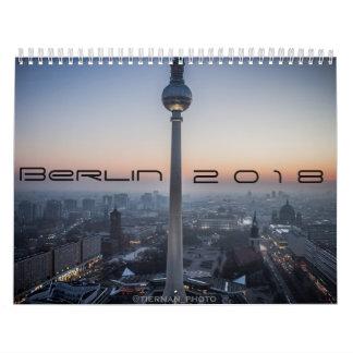 Calendário de Berlim 2018