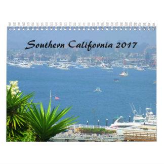 Calendário de Califórnia do sul SOCAL 2017