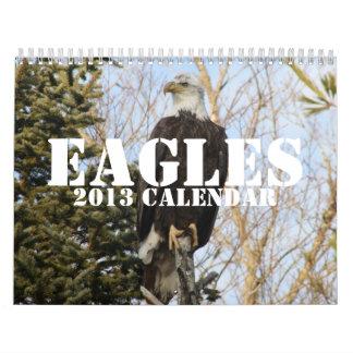 Calendário de Eagle