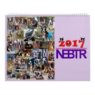 Calendário de NEBTR 2017