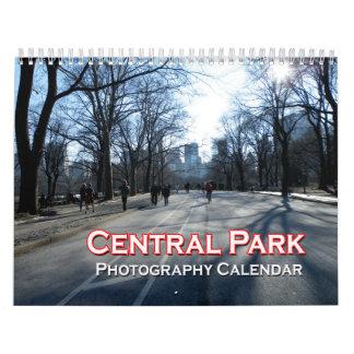 Calendário do Central Park