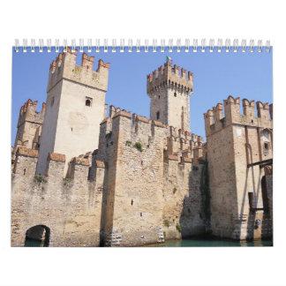 Calendário dos castelos