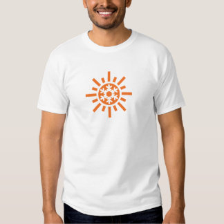 Califórnia fria t-shirts