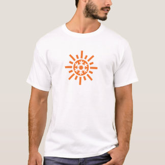 Califórnia fria tshirts