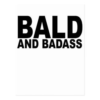 Calvo e Badass T-Shirts png Cartoes Postais