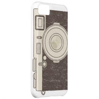 Cam3 retro capa para iPhone 5C