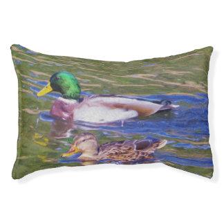 Cama Para Animais De Estimação Patos do pato selvagem