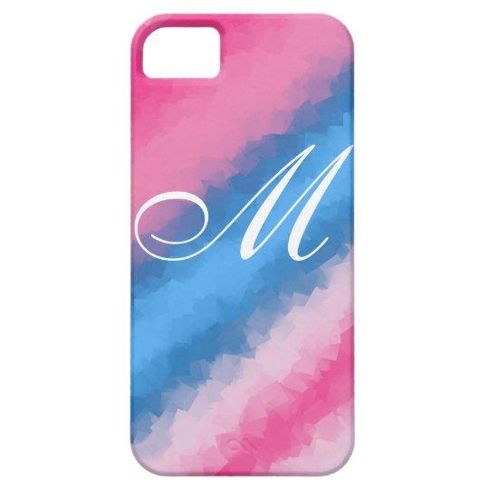 Camadas do arco-íris do algodão doce capas para iPhone 5