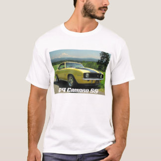 Camaro 1969 SS Tshirt
