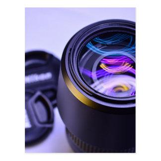 Câmera da fotografia de Nikon Cartão Postal