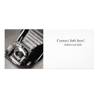 Câmera de Korona do vintage 10.16 X 22.86cm Panfleto