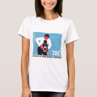 Câmera de Zuc Tshirts