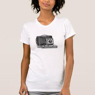 Câmera do vintage t-shirts