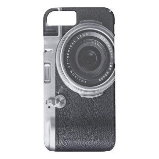 Câmera retro capa iPhone 7